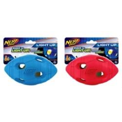NERF TPR LED FOOTBALL 16,5 CM