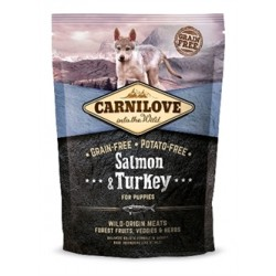 Carnilove Salmon / Turkey...